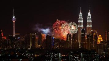 nouvel an en kl