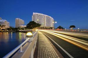 Miami brickell key photo