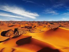 Désert du Sahara photo