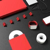 modèle d'entreprise pour l'image de marque photo