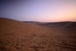 dunes de sable photo