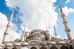 mosquée Bleue photo