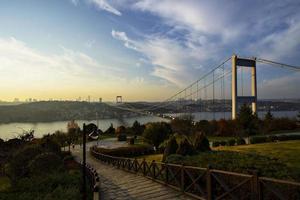 Le pont du Bosphore