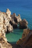 Punta de piedade à Lagos, Algarve photo