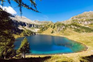 lago di campo - adamello trento italie