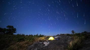 sentier des étoiles photo