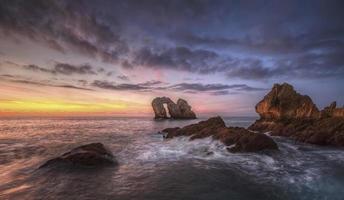 portio sunset photo