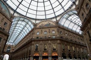 Galleria à Milan photo