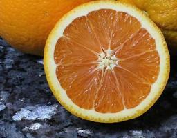 oranges nature morte photo