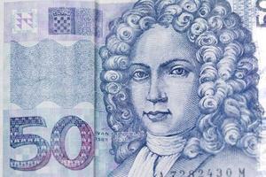 argent couronne tchèque photo