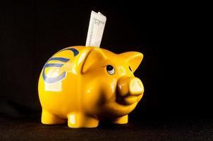 idée de concept argent entreprise photo