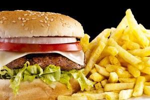 Fast food photo