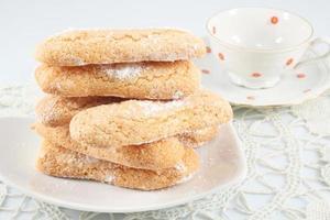 biscuits savoiardi photo