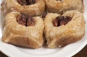 baklava aux noix 'sultan'