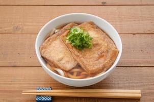cuisine japonaise, kitsune udon photo