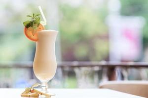 cocktail de lait