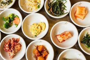 nourriture coréenne photo