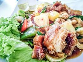 poulet aigre-doux