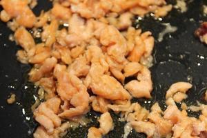 la cuisson du saumon photo
