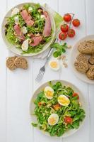 jour de la salat - être en bonne santé photo