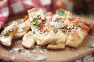 pizza sel de mer