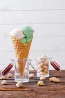 temps de la crème glacée