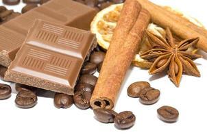 chocolat au four photo