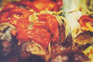 poisson cuit