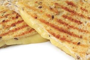 sandwich au fromage fondu photo