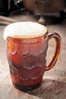 bière de racine froide