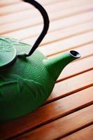 moment de thé zen photo
