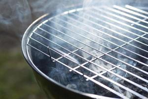grille de barbecue photo