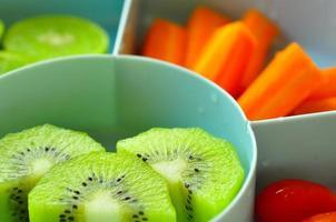 fruits pour une bonne santé photo