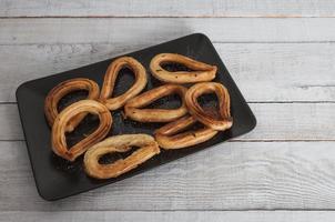 churros espagnol snack sucré photo