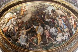 Dôme de Parme, intérieur photo