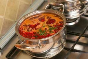 borsch ukrainien photo