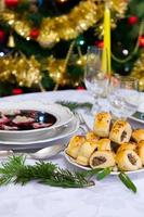 dîner de Noël photo