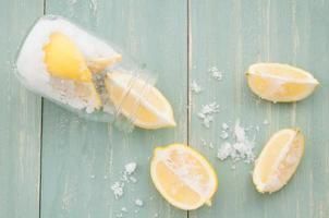cornichon au citron photo