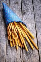 bâtonnets de pain photo