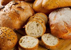 assortiment de pain photo
