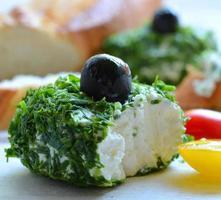 fromage de chèvre photo