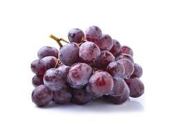 raisin, isolé, blanc photo
