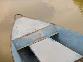bateau en fer