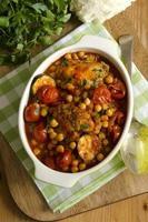 poulet marocain en pot