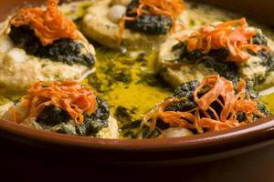 nourriture d'huile d'olive photo