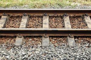 chemin de fer photo