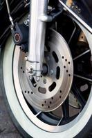roue moto photo