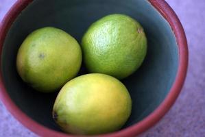 bol de limes photo