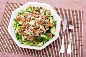 salade de thon photo