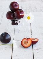 prune noire photo